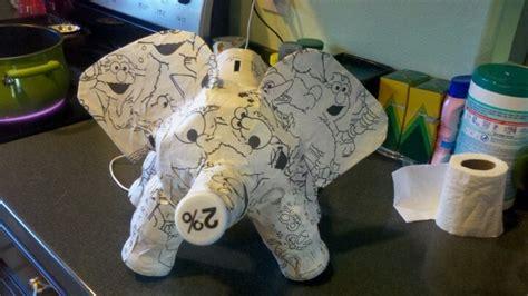 elephant piggy bank   water bottles milk jugs