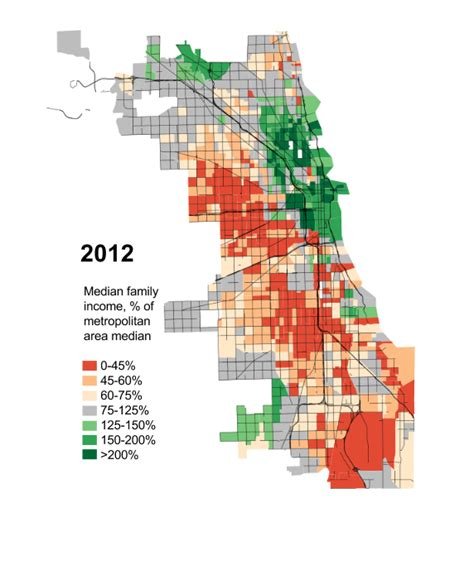 chicago ethnicity map 13 best images of city of chicago neighborhood