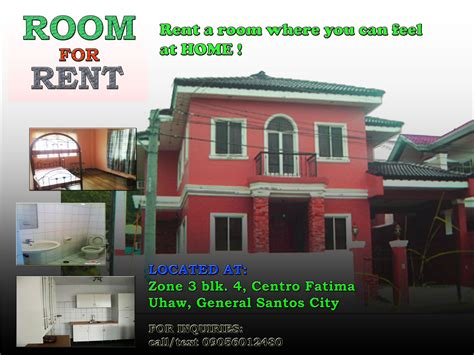 room for rent room for rent tarpaulin design gracielanne