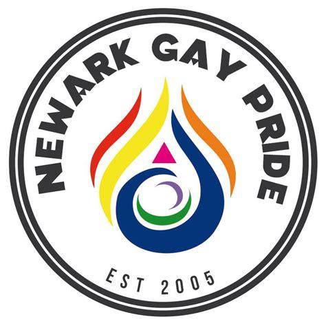 Pride Logo 6 Tshirtkaosraglananak Oceanseven newark pride