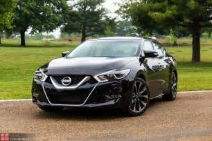 Pictures Of 2016 Nissan Maxima 2016 Nissan Maxima Review Four Doors Yes Sports Car No