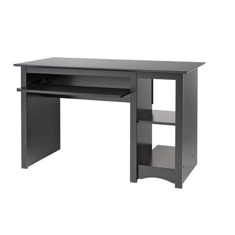 home depot computer desk prepac black computer desk the home depot canada