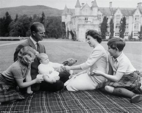 Family Crossings The Happiest Family Place by The And Duke Of Edinburgh Are Happiest At Balmoral
