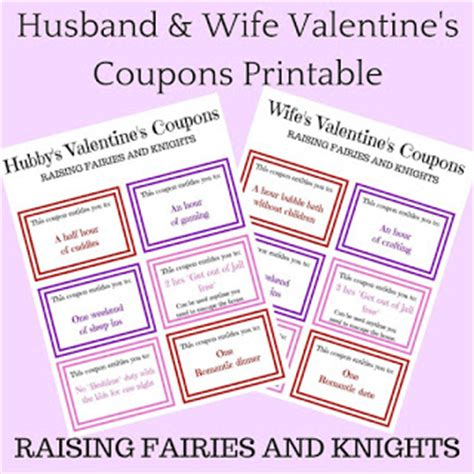 free printable love coupons for my wife a bountiful love blogger spotlight link and pin it party 9