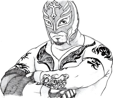 Rey Mysterio Mask Coloring Pages Like Coloring Pages Mysterio Mask Coloring Pages