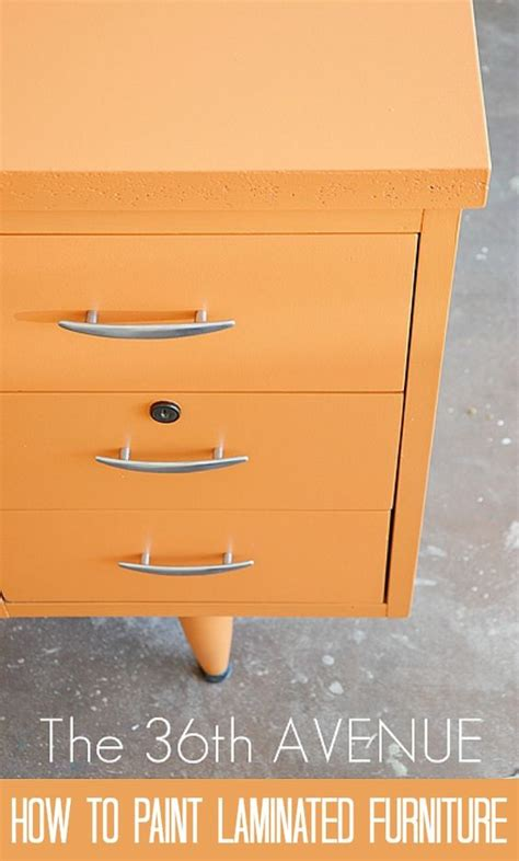 Painting Laminate Desk by How To Paint Laminated Plywood Furniture Tutorials And