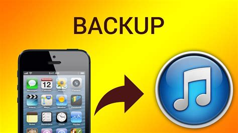 Iphone Backup by How To Backup Iphone With Itunes