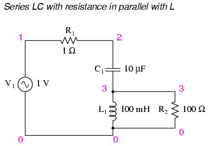 inductor capacitor series resonance resonance in series parallel circuits resonance electronics textbook