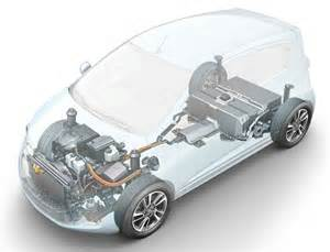 Electric Vehicle Battery Motor Chevrolet Spark Electric Car