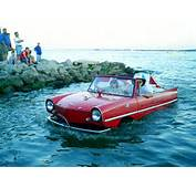 Swimming With Cars 9 Amphibious Vehicles