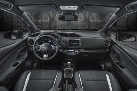 Toyota Yaris 2019 Interior by 2019 Toyota Yaris Gr Sport Top Speed