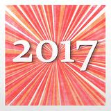 new year represents 2016 2017 change represents the new year 2017 stock photo