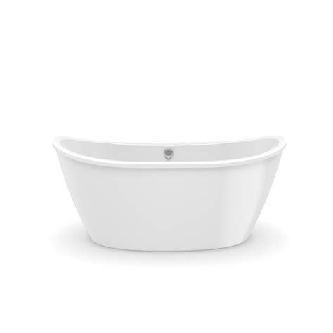 fiberglass bathtubs home depot maax delsia 5 ft fiberglass flatbottom non whirlpool