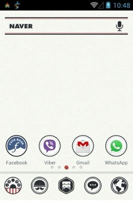 Android Themes Vintage   vintage label android theme for dodol launcher