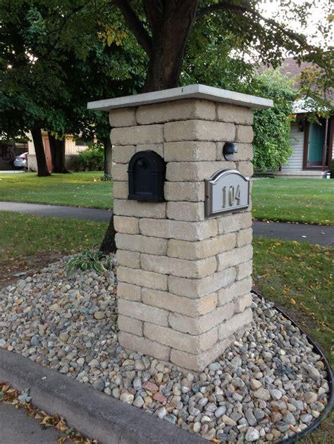 brick mailboxes brick mailbox otherpins