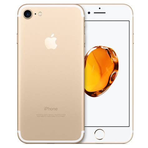 Second Iphone 7 128 Gold apple iphone 7 32gb 128gb 256gb jet black silver gold