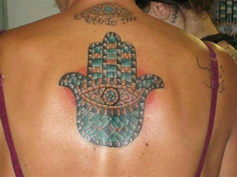 mano di fatima tatuaggi pinterest