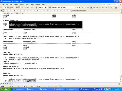 Gtu Mba Sem 2 Result by Sql Query Sql Images Dbms Material Sql Query