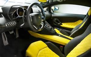 Inside The Lamborghini Aventador 2013 Lamborghini Aventador Lp 720 4 50 194 176 Anniversario