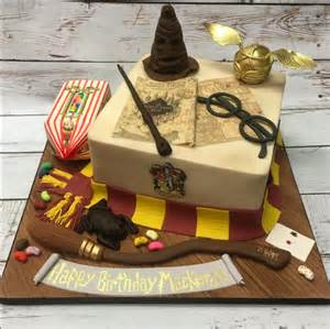 Home Decor Wilmington Nc by Harry Potter Cake One Belle Bakery
