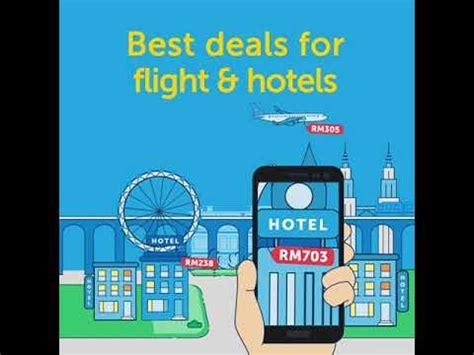 best flight and hotel deals best flight hotel deals with traveloka app
