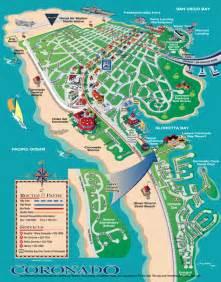 Bay City Cabinets Coronado Beach Island Maps Village Shores Amp Cays