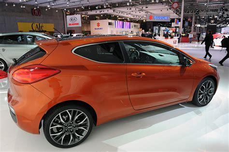 Kia Ceed Orange Kia Ceed Turbo Problems