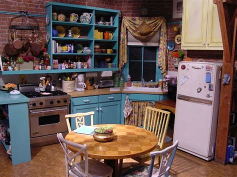 monica s apartment friends 25 things you didn t know about the sets on quot friends quot