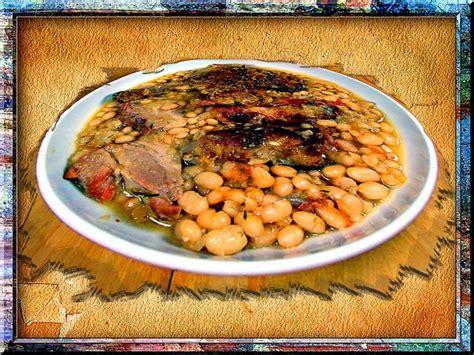 cuisine carcassonne cassoulet regional cuisine in carcassonne provence