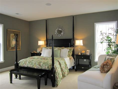 bishop woods model home tour and paint colors