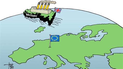 brexit economy cartoons brexit a big opportunity for europe voxeurop eu