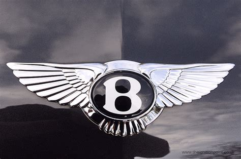 bentley continental gt speed emblem this one has the