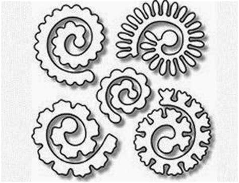 Diskon Dies Flower Circle 7 Dies greenspan s crafts spellbinders majestic elements