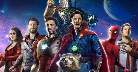 letitia wright avengers endgame infinity war directors begin avengers 3 trailer countdown