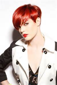 cherry with haircut cool hair colors for short hair short hairstyles 2016