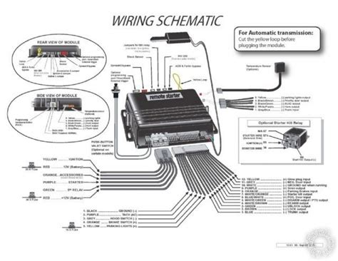 auto start wiring diagram wiring diagram and schematic