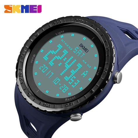 Skmei Jam Tangan Digital Dg1246 skmei jam tangan digital pria dg1246 blue