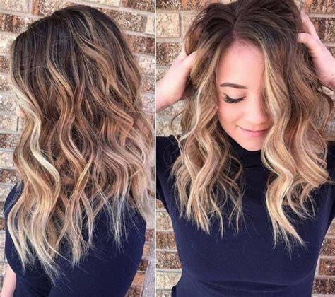 hairstyles and colors for long length hair most popular haircuts and hair colors for 2018