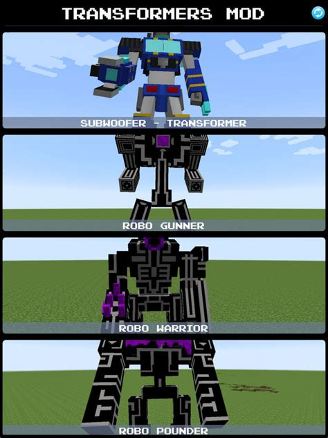 download game transformers mod mod for transformers minecraft game pc guide apppicker