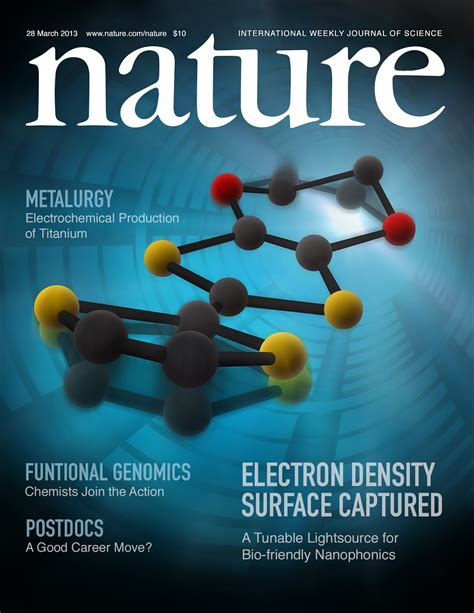 science magazine cover letter pawan singh bhati official nature magazine