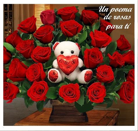 imagenes rosas con poemas imagenes de rosas rojas con frases para enamorar imagen