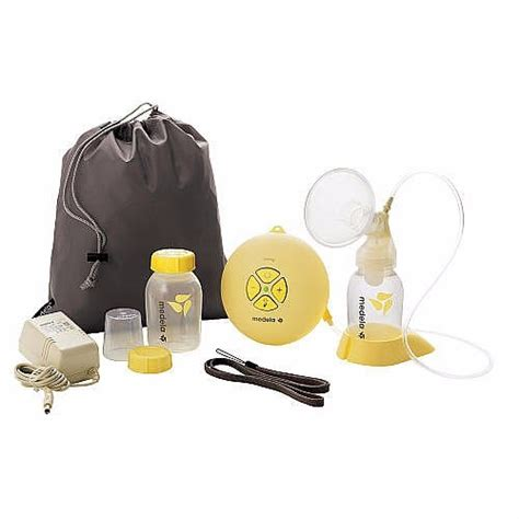 medela swing single electric breast sacaleche medela swing single electric breast