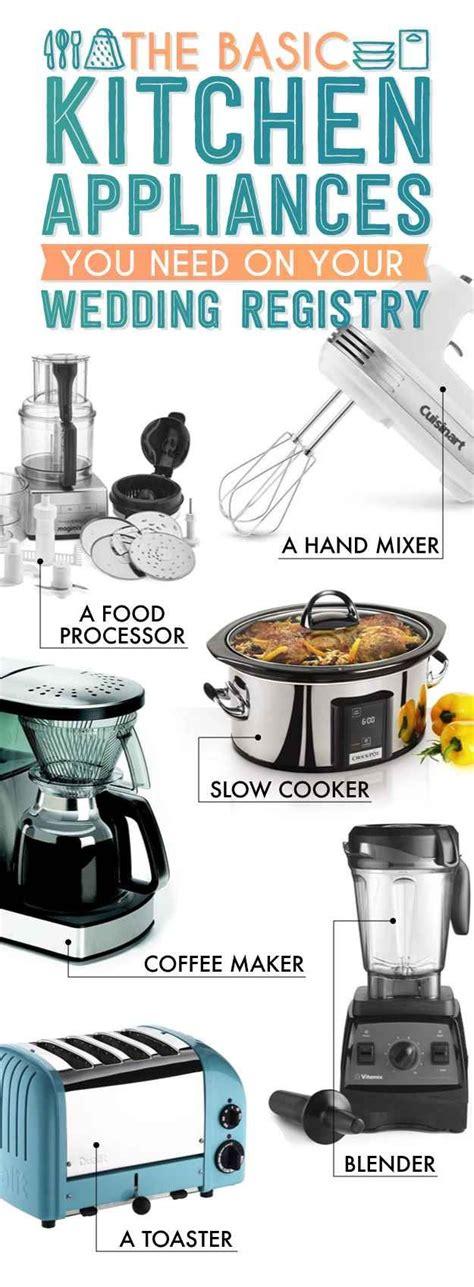 basic kitchen essentials the essential wedding registry list for your kitchen wedding registry checklist kitchens and