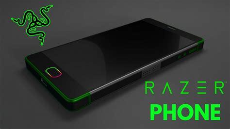 razer phone razer phone leaked 8gb ram 4000mah battery and dual camera