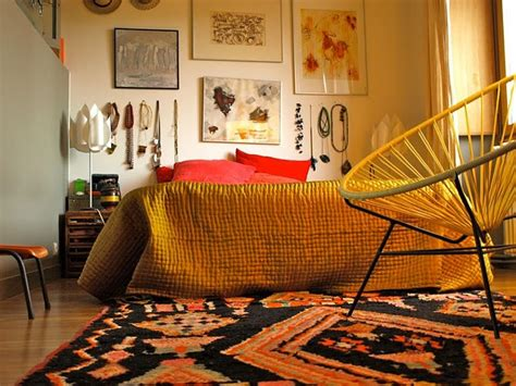 artsy bedrooms artsy thrifty bedroom studio apartments pinterest