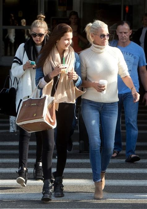 yolanda hadid clothes lookbook stylebistro more pics of yolanda foster skinny jeans 9 of 14