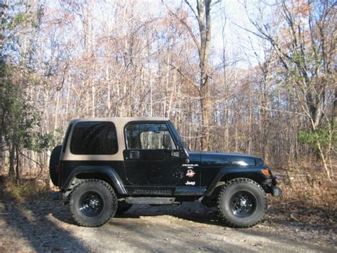 jeep top black black jeep khaki top jeepforum com