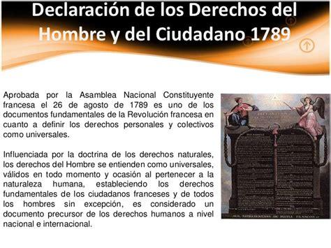 antecedentes del articulo5 historia de los derechos humanos