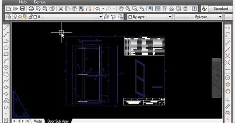 dwg format apa cara print gambar autocad dwg tutorial autocad x