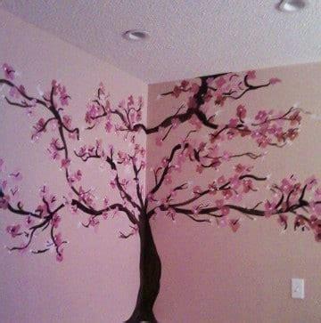 imagenes para dibujar en paredes originales y grandes dibujos para decorar cuartos como